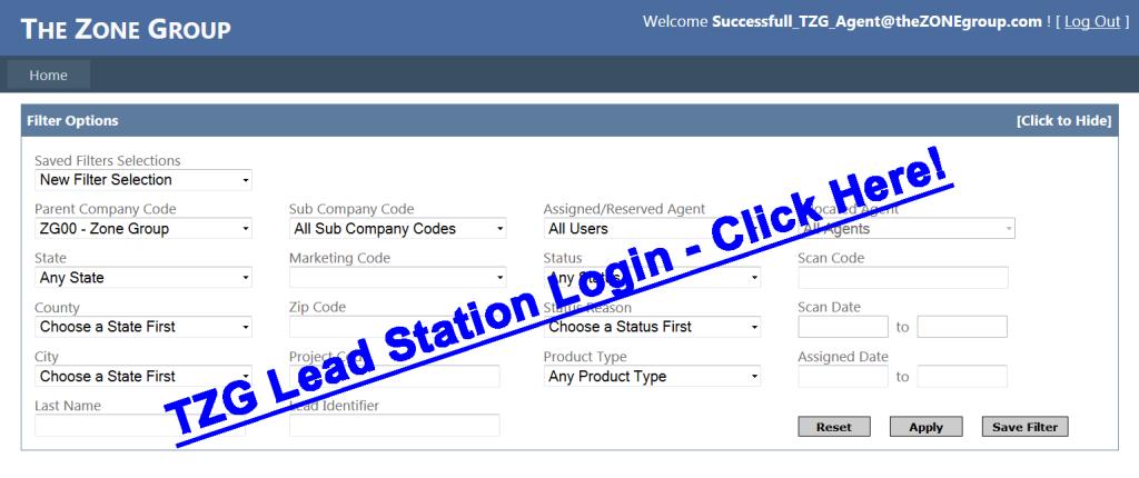 TZG_Lead_Station_Login